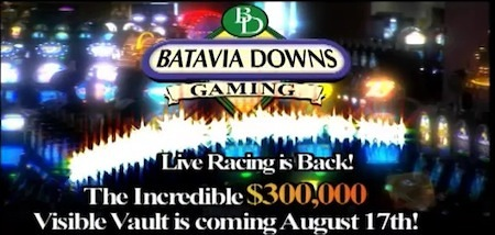 Batavia Downs Video Commercial